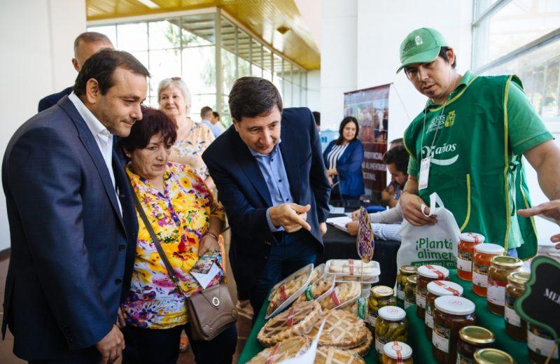 Nación y Provincia instrumentan políticas conjuntas para combatir el hambre