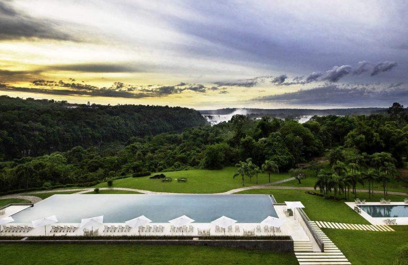 Parque Nacional Iguazú aprobó la exhibición de Padel