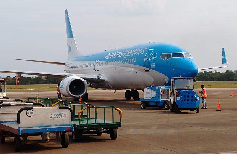 Aerolíneas Argentinas unirá Iguazú con Resistencia desde Octubre
