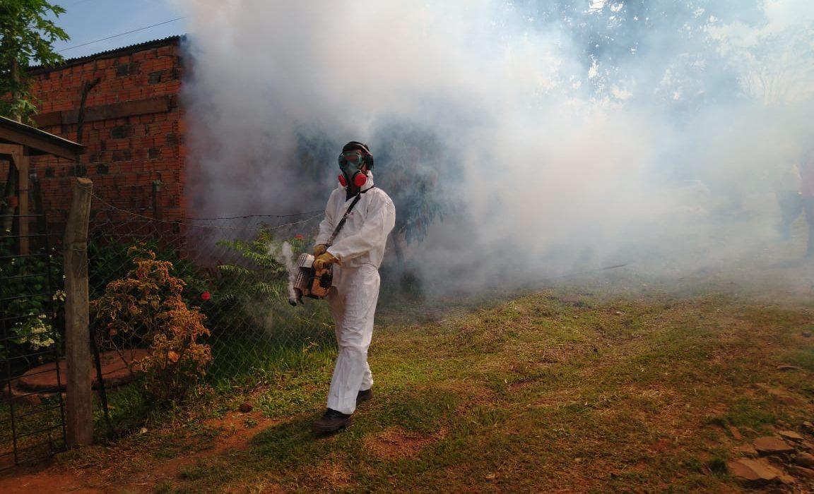 Dengue: el intendente de Foz de Iguazu declara estado de epidemia