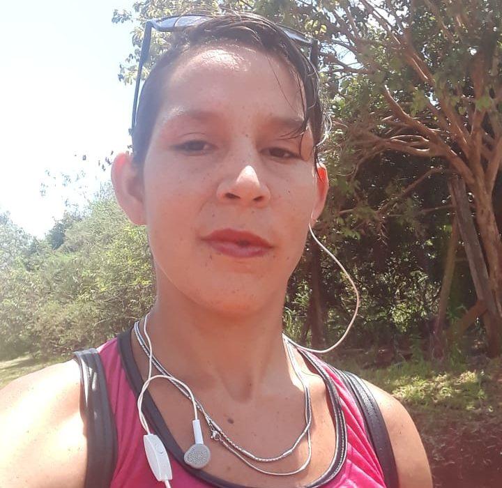 Buscan dar con el paradero de Natalia Nimet
