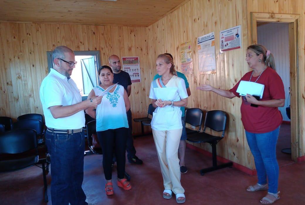 El CAPS de Altos del Paraná está equipado para la atención al público
