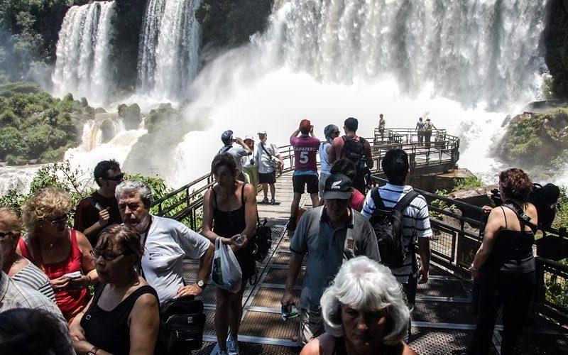 Turismo: Iguazú con la mirada puesta en el primer fin de semana Largo del año