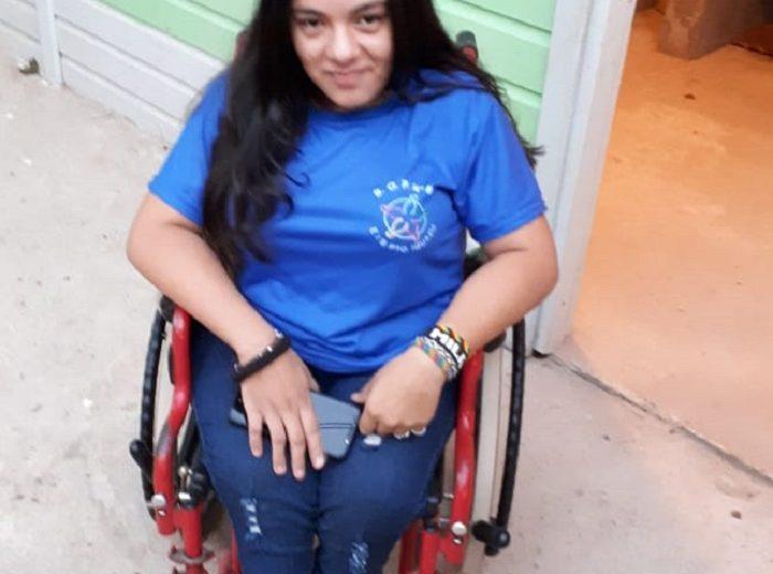 Tras dos años de espera Milagros Díaz vuelve a la escuela