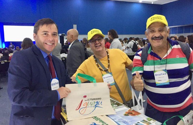 Promocionan el destino Iguazú en los mercados regionales