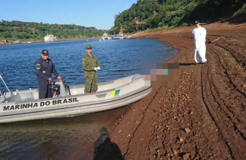 Hallaron el cuerpo del hombre que se arrojó del puente Tancredo Neves