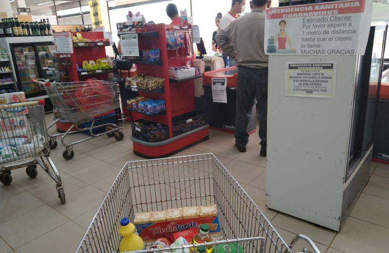 Los grandes supermercados no registran aumentos en los productos de la canasta básica