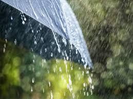 Se esperan lluvias y tormentas para este lunes