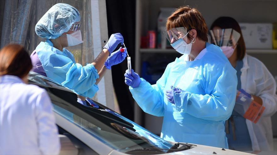 Se confirmaron 648 nuevos casos de Covid-19 en el pais
