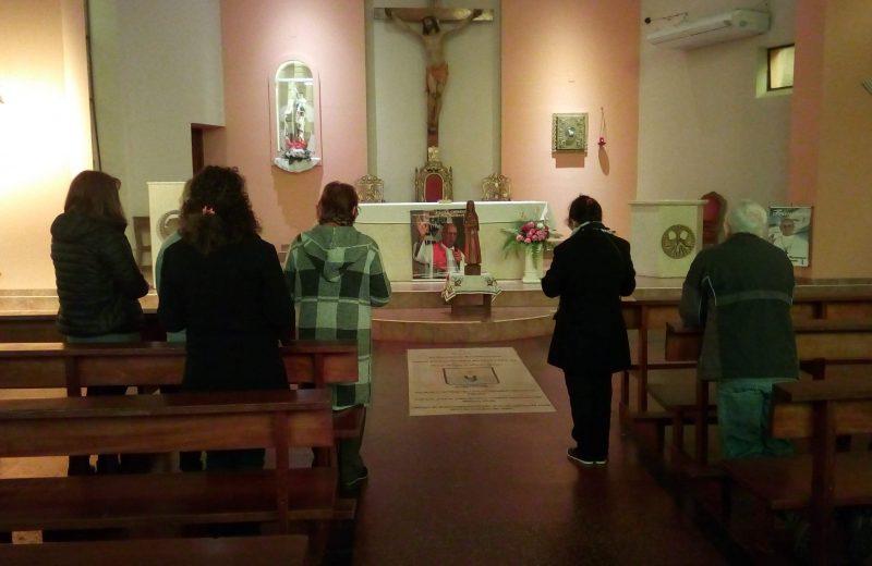 Bajo estricto protocolo sanitario autorizaron la celebración de misas y cultos