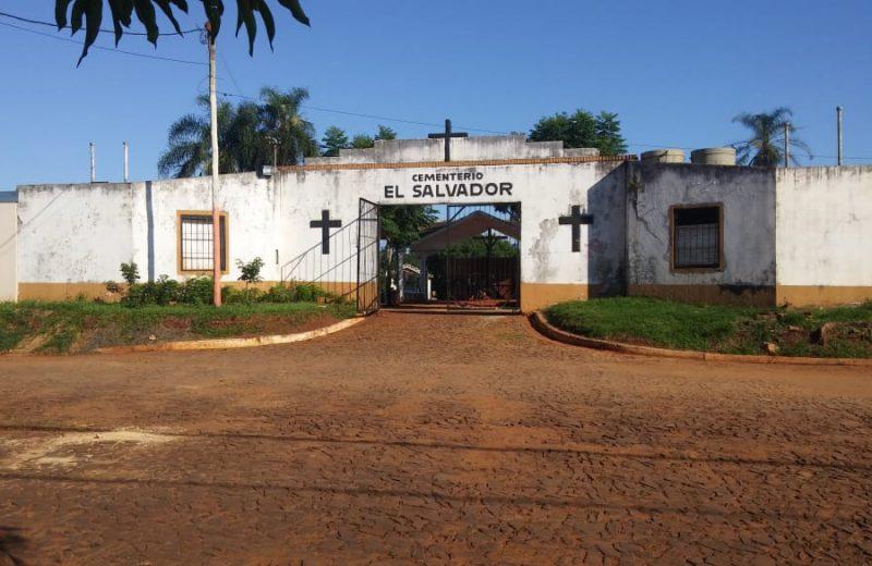 Bajo estrictas normas se habilitan las visitas al cementerio de Iguazú