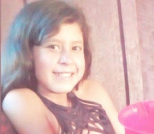 Familiares buscan a Griselda de 11 años en Puerto Libertad