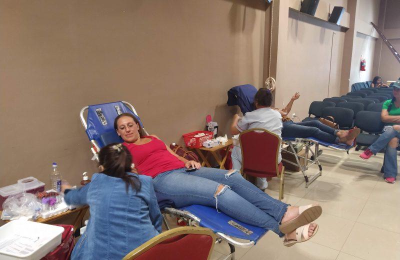 Nueva jornada programada de donación de sangre en Iguazú