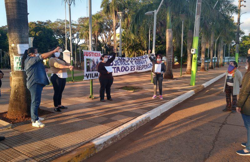 Mujeres auto convocadas se reunieron para exigir #NI UNA MENOS