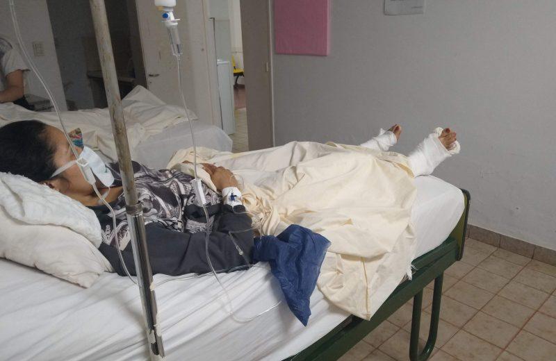 Ordenaron la captura internacional del paraguayo que macheteó a su ex