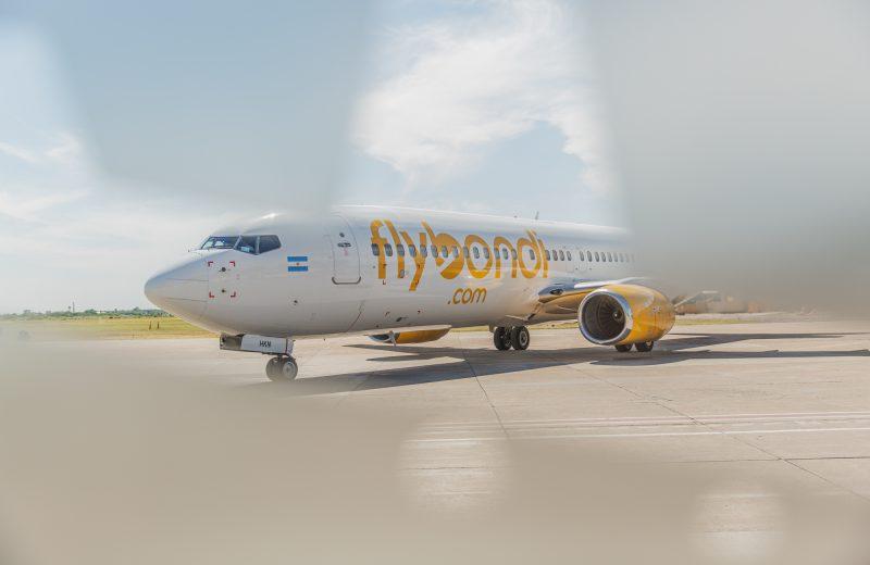 "Flybondi propone pasar a ""fase viajera"""