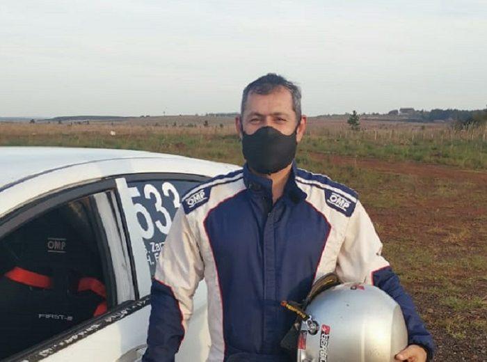 Despúes de 200 días El Charaí Rally volvió a acelerar con el Fiesta en Garupá
