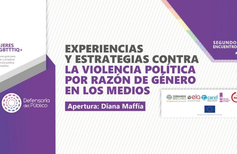 Misiones participará de Encuentro Nacional de Experiencias Contra la Violencia Politica por razones de género