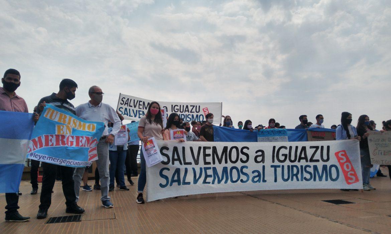 Este lunes, trabajadores del turismo salen a la calle a reclamar