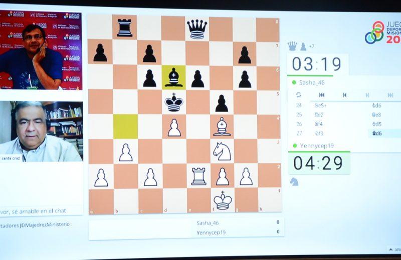 El ajedrez movió piezas desde toda la provincia
