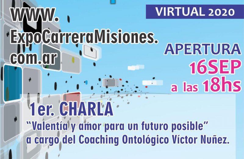 Hoy comienza la edición virtual de la Expo Carreras