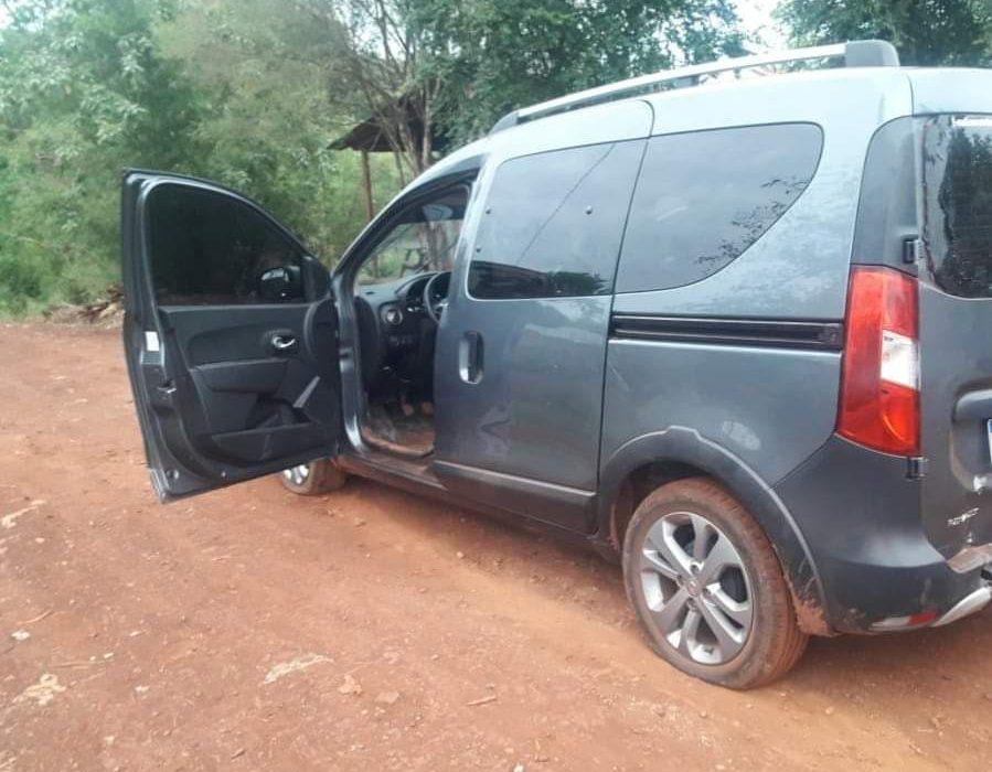 Detuvieron a dos menores por el robo de un automóvil