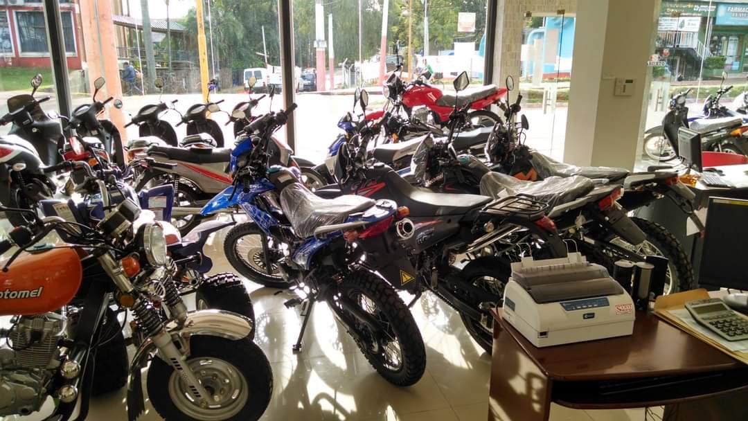 La venta de motocicletas continúa paralizada en Iguazú