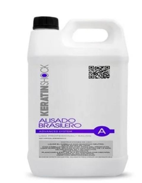 """ANMAT recomienda no utilizar el """"Alisado Brasilero- AdvancedSystem- uso profesional-salón- Keratinshock"""""""