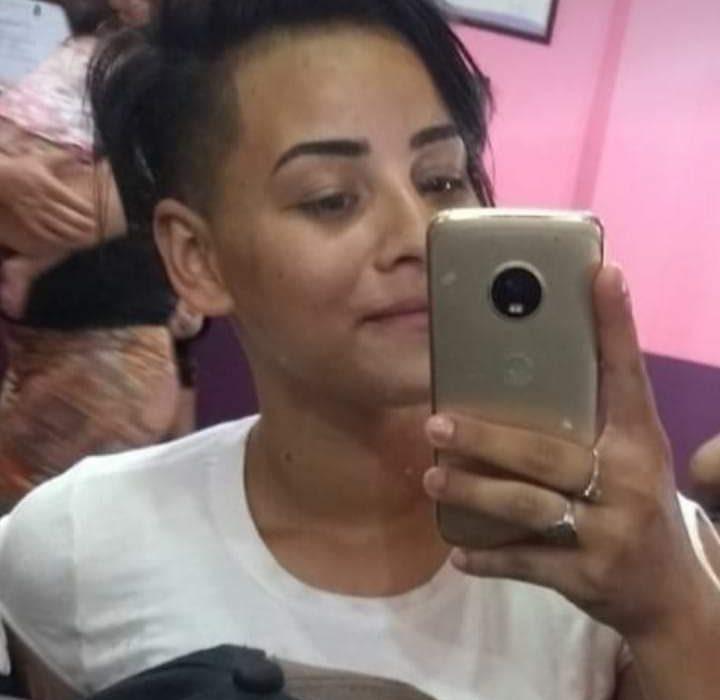 La policía busca a Guadalupe de 18 años