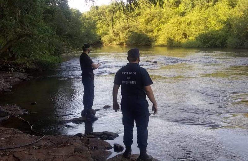 Falleció una menor de 10 años ahogada en el arroyo San Antonio