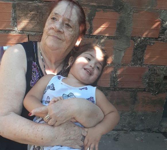 Anciana que estaba varada en Iguazú se reencontró con su familia en Formosa