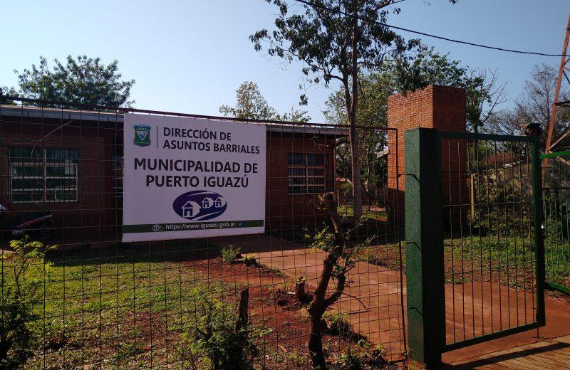 Por casos positivos cerrarán la oficina de Asuntos barriales y el Concejo Deliberante