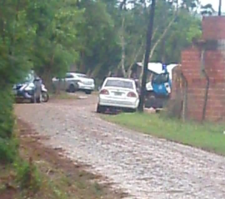 En un confuso procedimiento Prefectura incautó mercadería de contrabando en barrio Altos del Paraná