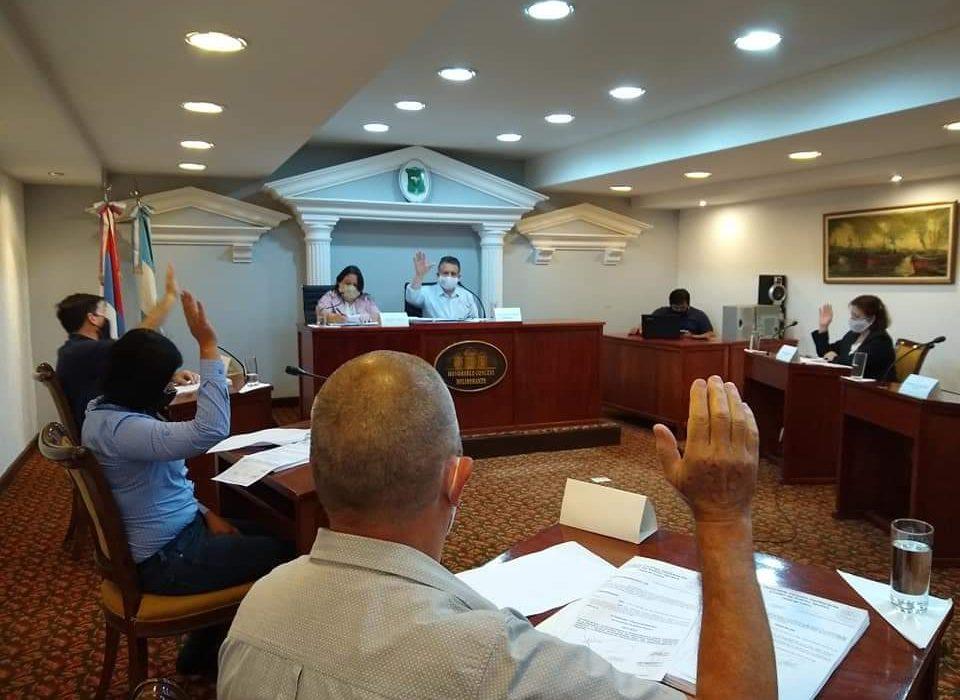Iguazú, tratarán el presupuesto 2021 para el ejercicio municipal y del ITuREm