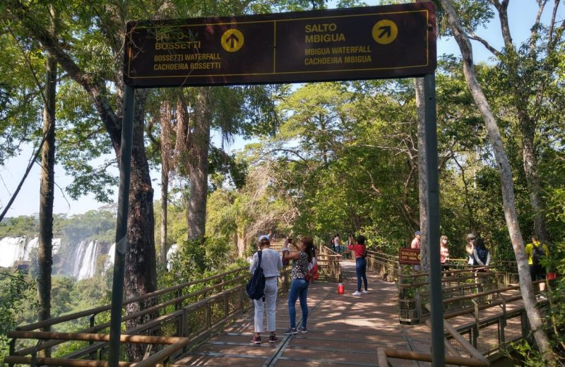 Esperan la decisión de Nación para ampliar el cupo de visitantes al Parque Nacional Iguazú