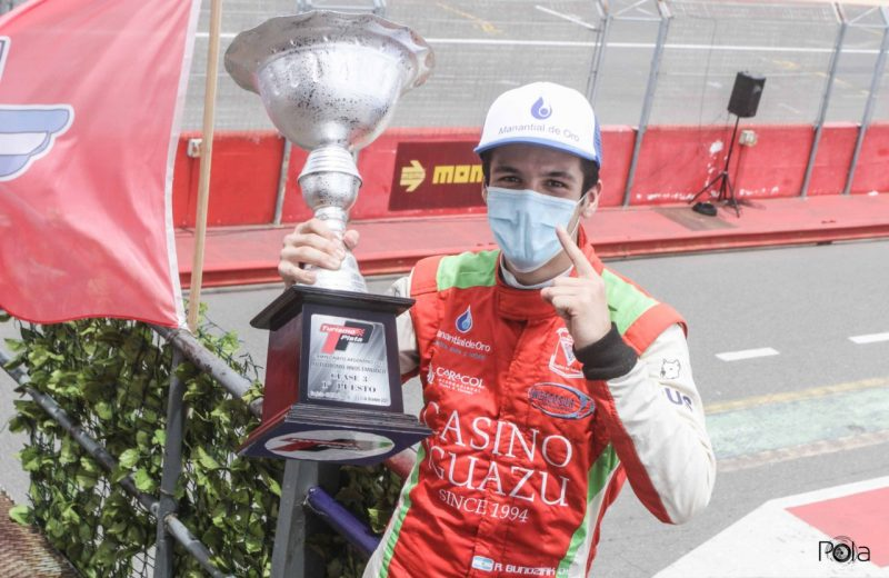 Bundziak ganó la última fecha de la Clase 3 del Turismo Pista