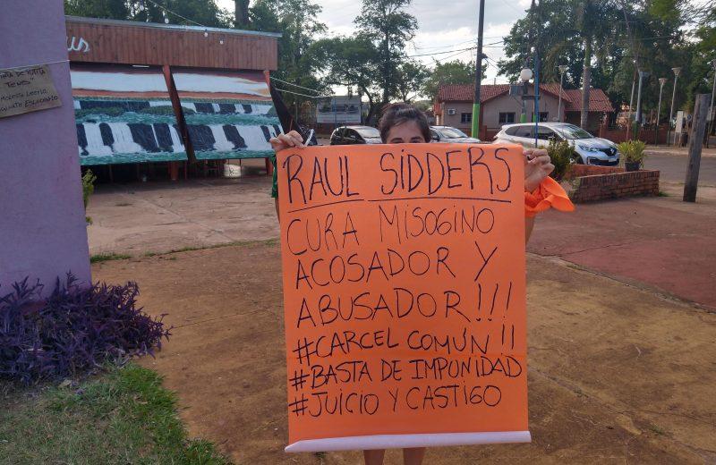 Piden pericias psiquiátricas para el sacerdote Sidders en La Plata