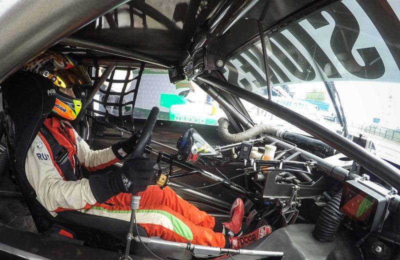 Bundziak recibió el alta y estará en el Gran Premio Coronación del TC Mouras