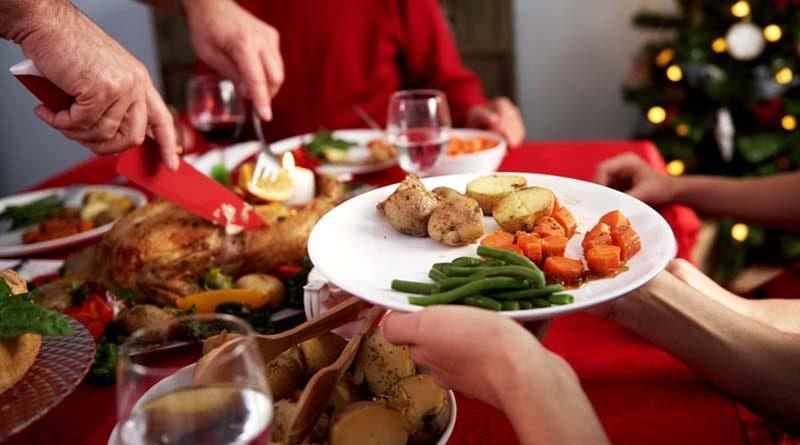Recomiendan alimentación saludable para las fiestas de fin de año