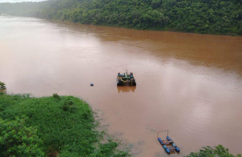 Los reiterados cortes de energía eléctrica complican la distribución de agua potable en Iguazú