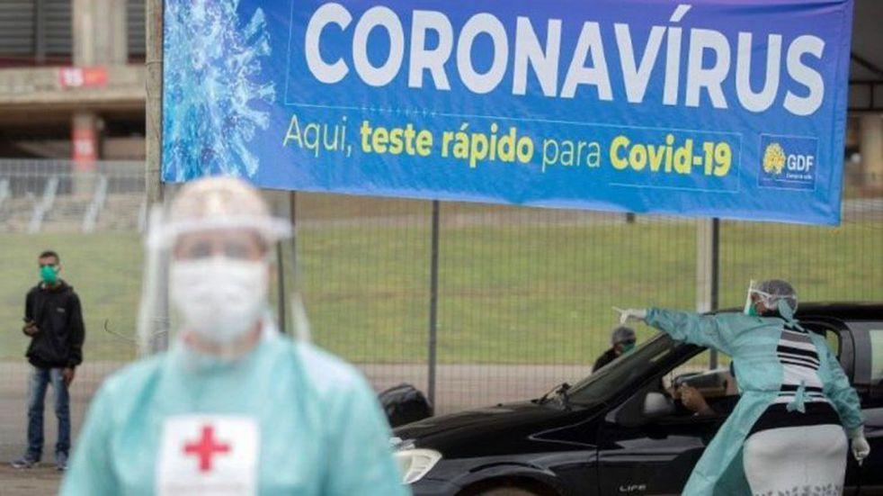 Foz do Iguazú registra 18.646 casos de covid-19 y 277 fallecidos