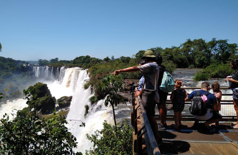 Iguazú registra un alto porcentaje de reservas para el fin de semana de carnaval