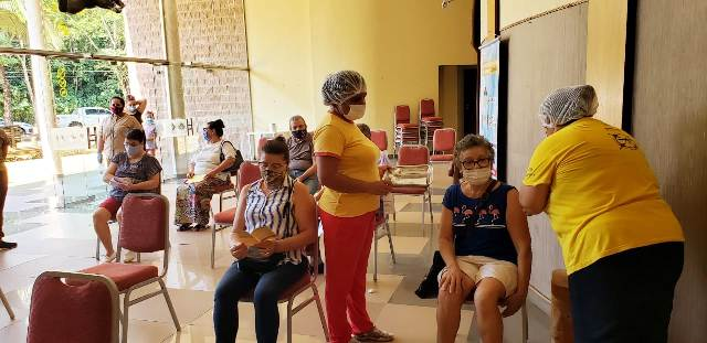COVID 19: 18.010 misioneros fueron inmunizados en los últimos días