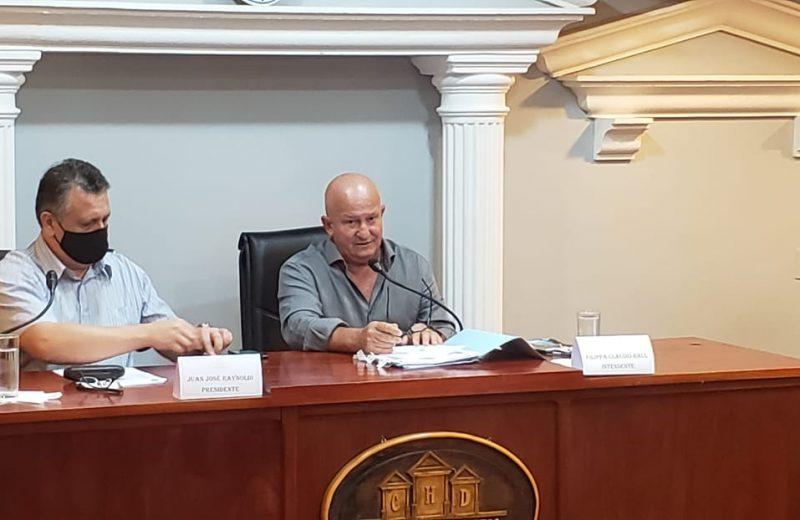 Con muchas excusas y pocos nuevos anuncios Filippa dejó inaugurado el periodo de sesiones legislativas