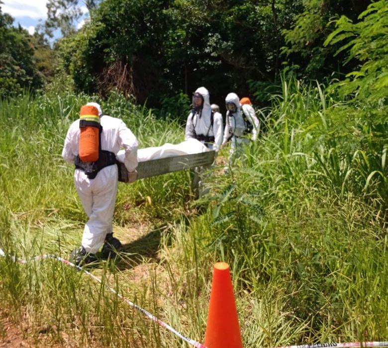 Identificaron el cuerpo hallado en una zona de maleza en Puerto Iguazú