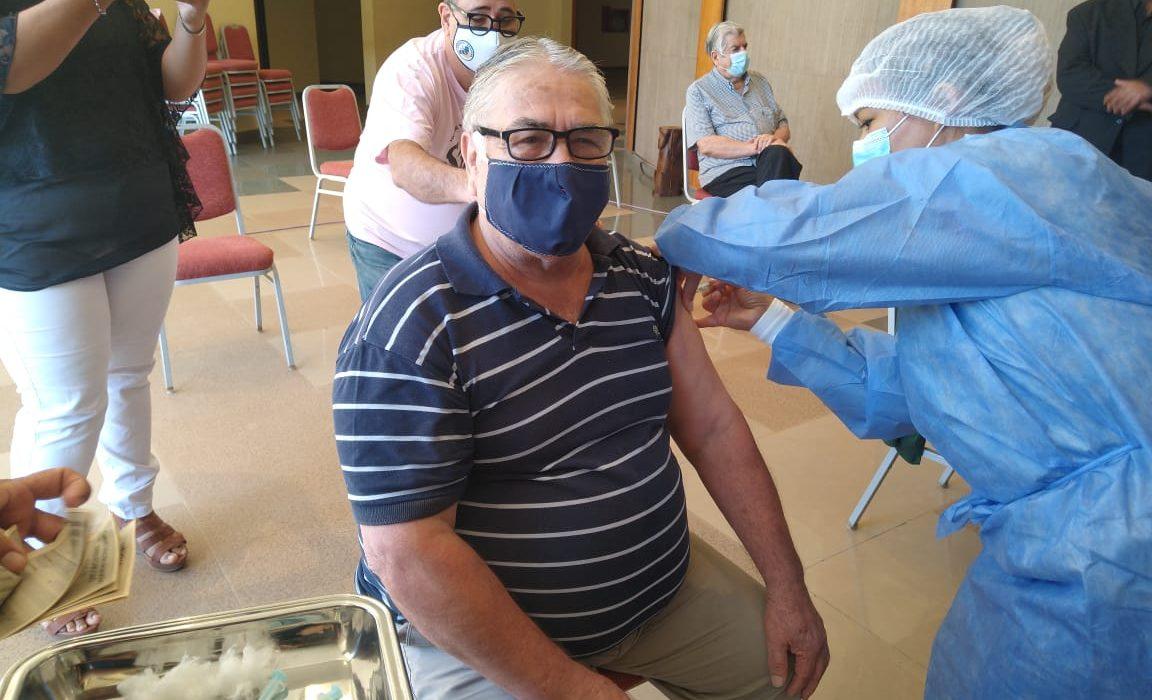 Campaña de vacunación: 4.204 misioneros fueron inmunizados en los últimos días