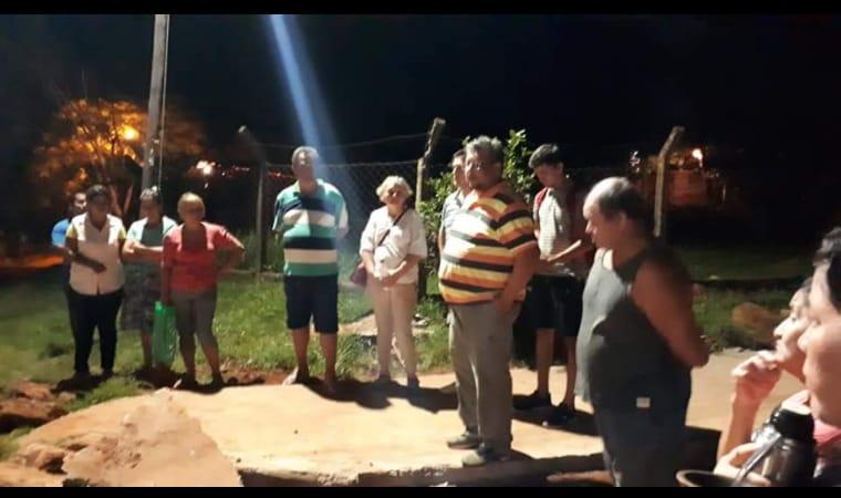 Vecinos del barrio Santa Rosas denuncian irregularidades y convocan a una manifestación
