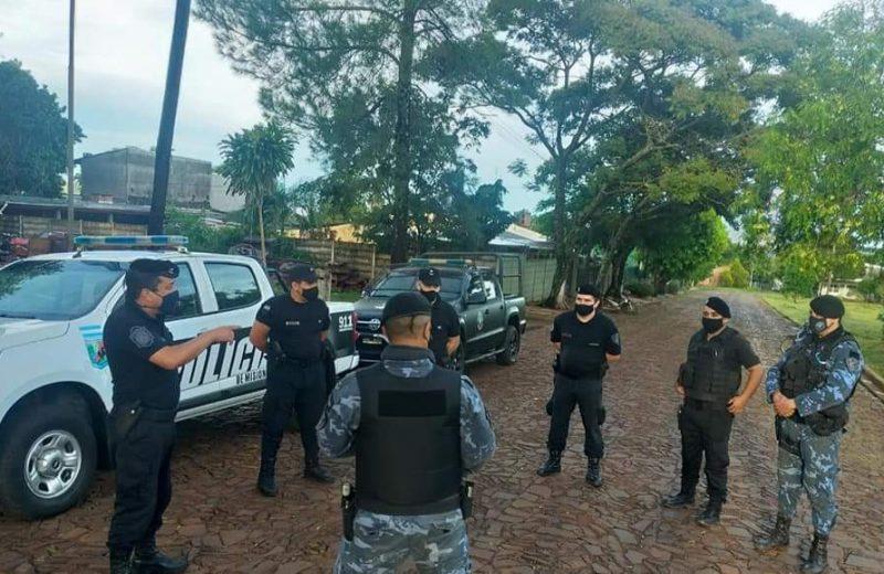 Sigue la intensa búsqueda de Gabriel Godoy en Iguazú