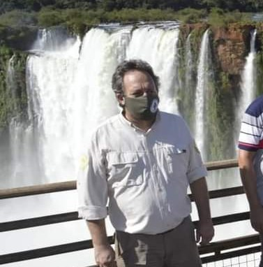Designaron oficialmente a Pedro Lunello como intendente del Parque Nacional Iguazú