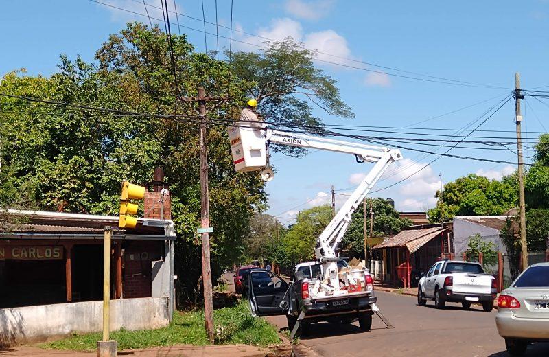 Trabajan en conjunto para brindar mayor seguridad a los vecinos